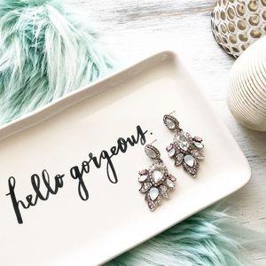 Jewelry - New Chandelier Rhinestone earrings